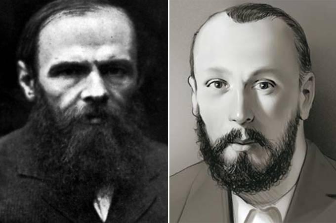 Fyodor Dostoiévski e Mikhail Bakhtin