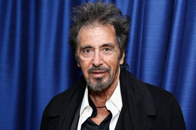 Ator Al Pacino em 2015