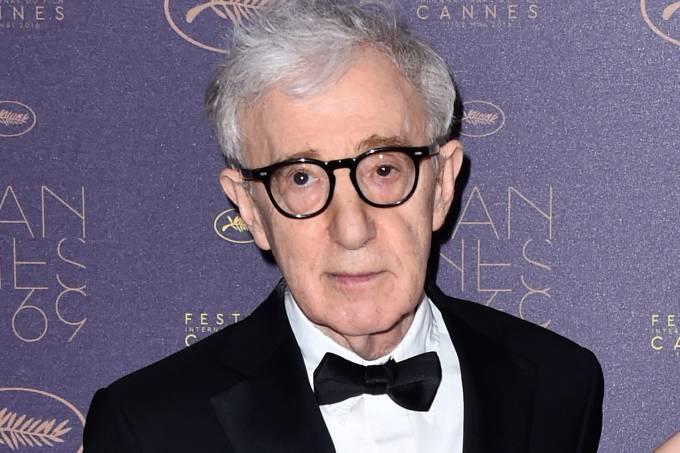 Woody Allen no Festival de Cannes de 2016
