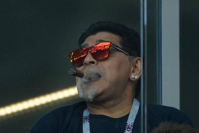 Maradona – Copa do Mundo