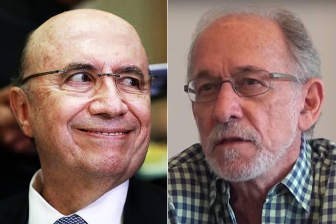 Henrique Meirelles e José Márcio Camargo