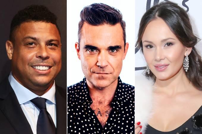 Abertura da Copa do Mundo 2018: Ronaldo Nazário, Robbie Williams e Aida Garifullina