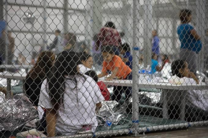 Abrigo para imigrantes nos EUA