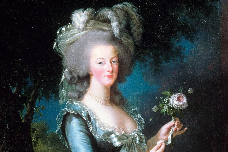 Retrato de Maria Antonieta (1783)