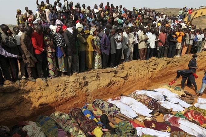 Confronto étnico na Nigéria acaaba com 86 mortos