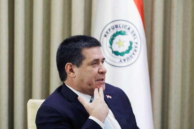 Horacio Cartes, presidente do Paraguai
