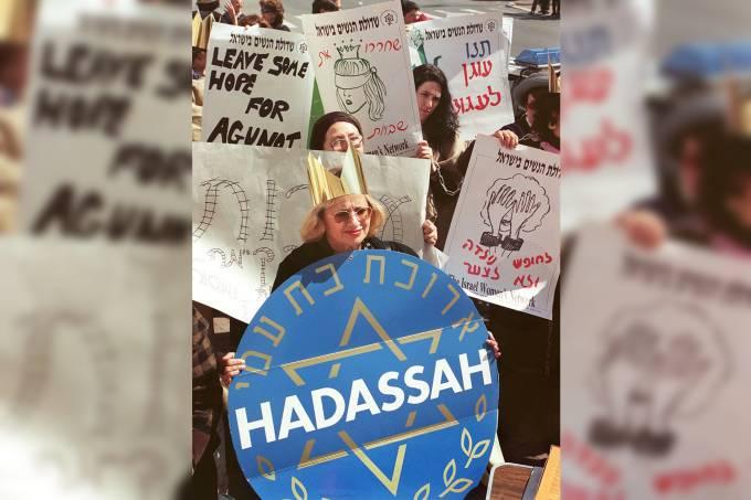 Protesto Israel
