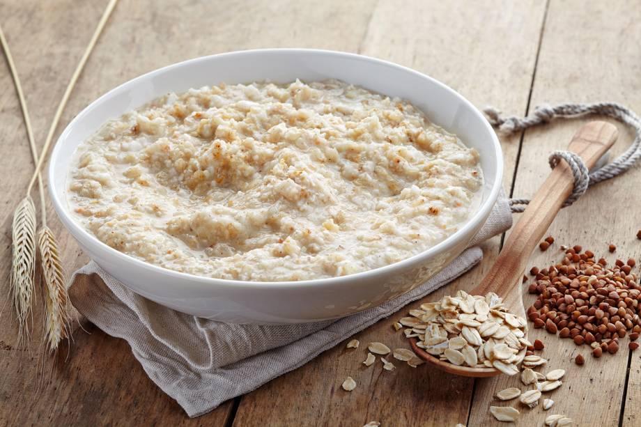 Pratos típicos da Rússia - Porridge