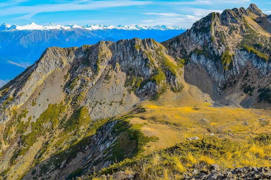 Reserva do Cáucaso, na Rússia