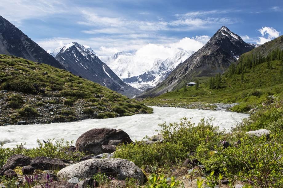 Reserva Natural de Altai, na Rússia
