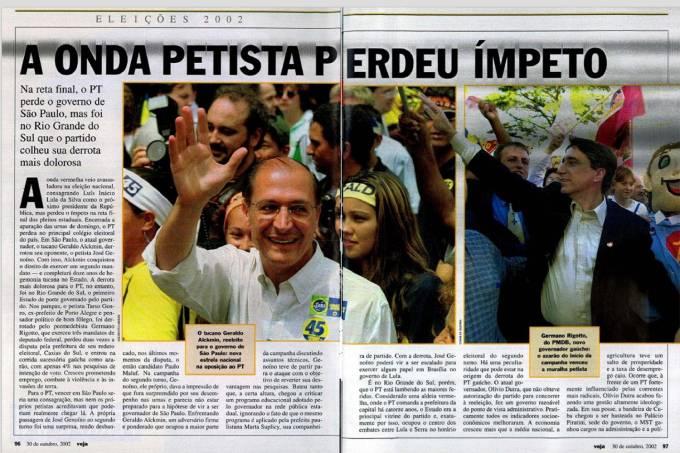 ReVEJA – Geraldo Alckmin