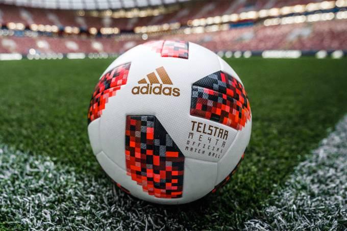 Adidas revela bola da fase final da Copa