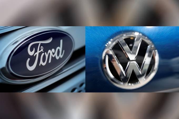Volkswagen e Ford estudam aliança