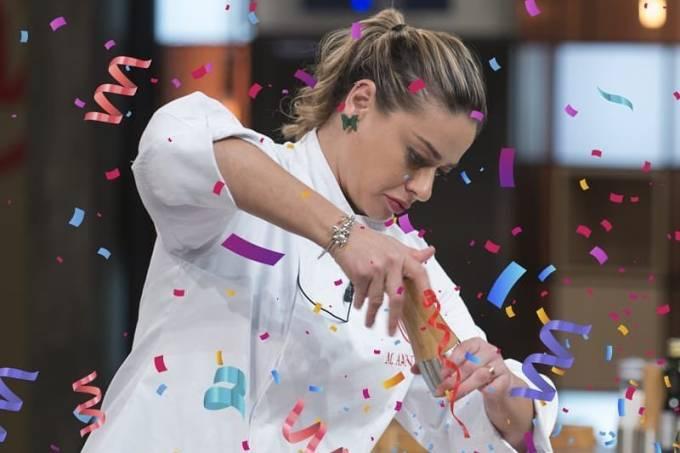 Final do Masterchef 2018 ao vivo: Maria Antonia x Hugo
