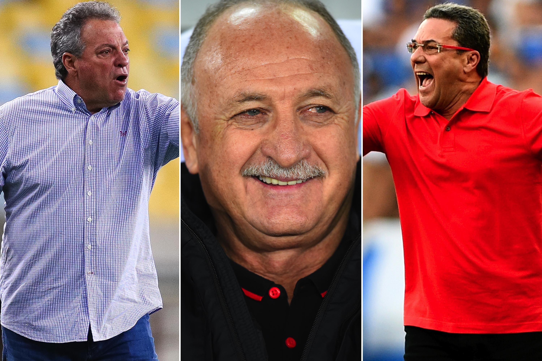 Enquete: quem deve ser o próximo técnico do Palmeiras? | VEJA