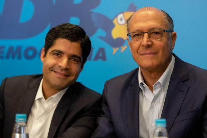 Geraldo Alckmin e ACM Neto