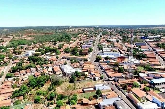 Vista da cidade de Tocantinópolis (TO)