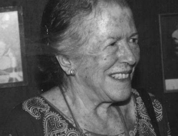 Hilda Hilst será a autora homenageada na Flip 2018