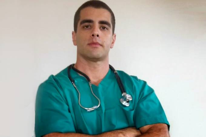 Denis Furtado conhecido como Dr. Bumbum