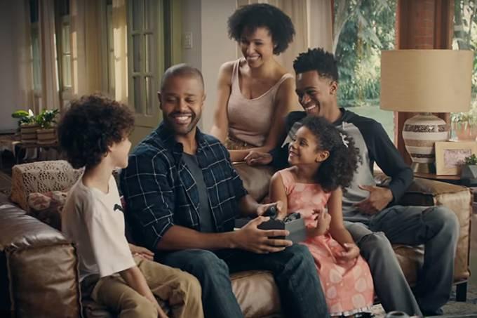 Comercial de Dia dos Pais da marca O Boticário