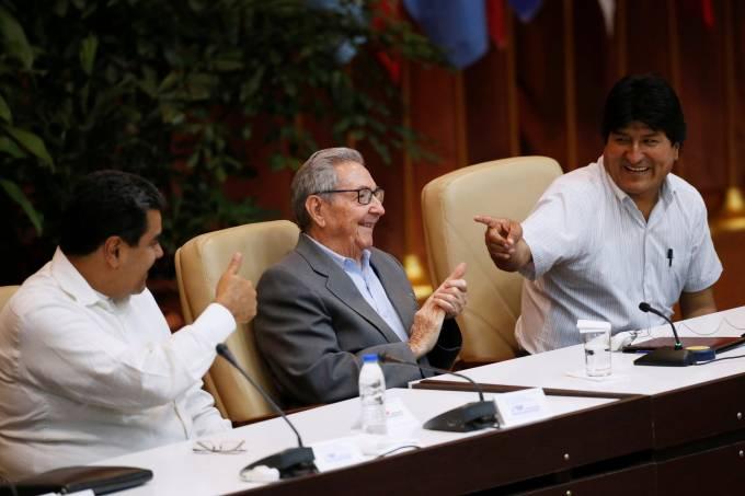 Fórum de São Paulo e Cuba