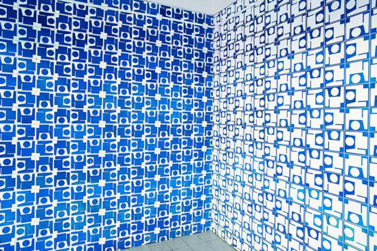 Obras do pintor brasileiro Athos Bulcão