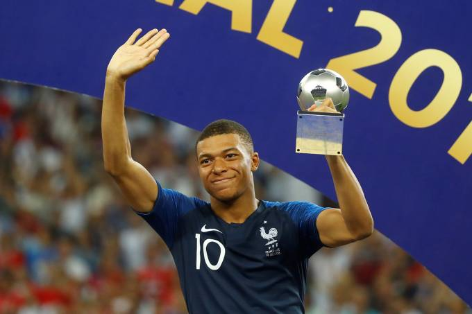 Copa do Mundo – França x Croácia