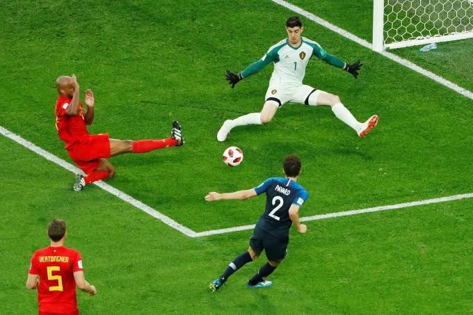 Copa do Mundo – Semi Final – França x Bélgica