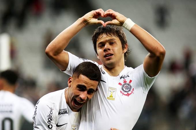 Campeonato Brasileiro – Corinthians x Cruzeiro