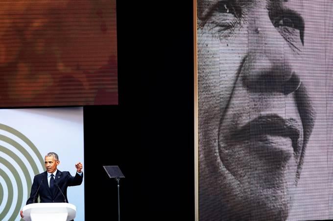 Centenário de Nelson Mandela