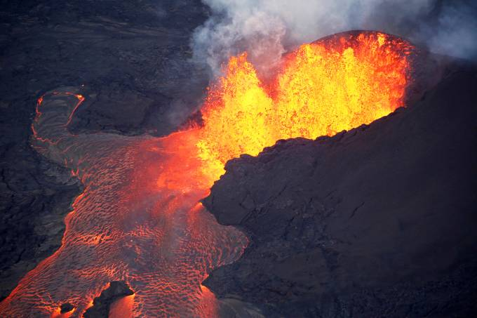 Vulcão Kilaueaa