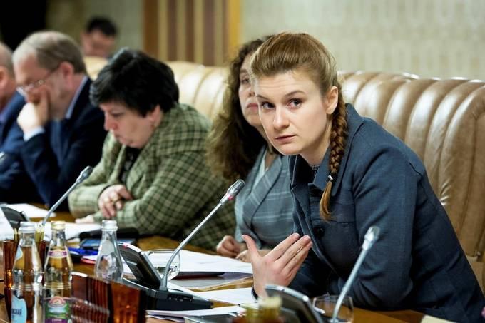 Maria Butina é julgada na Rússia