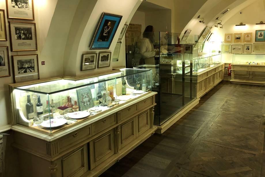 Museu da Vodca em São Petersburgo, Rússia