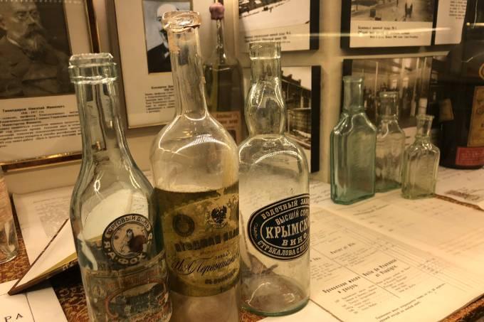 Museu da Vodka em São Petersburgo
