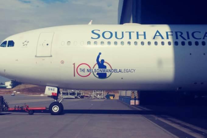 SSA celebra o Centenário de Nelson Mandela