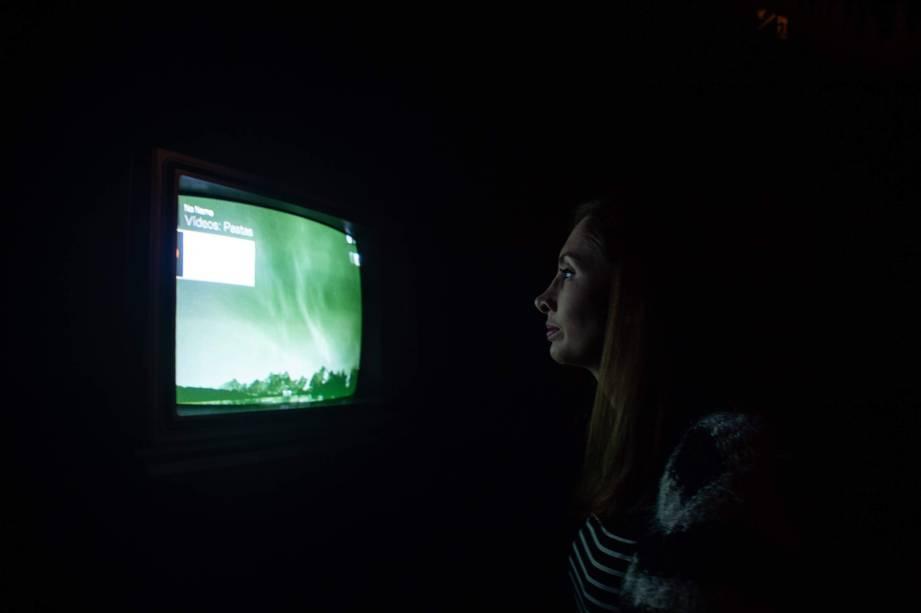 Exposição Hitchcock - Bastidores do Suspense no MIS - Museu da Imagem e do Som em São Paulo