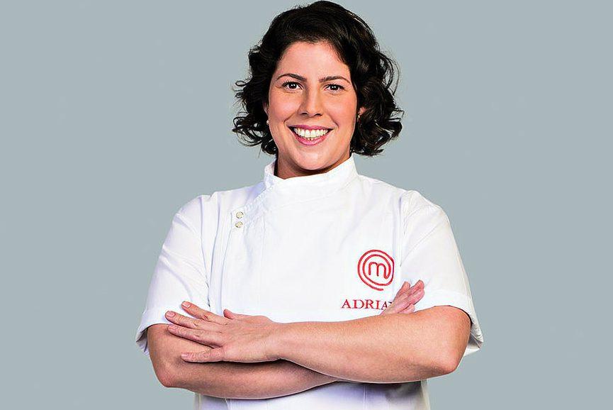 Adriana, participante do 'MasterChef Profissionais' 2018