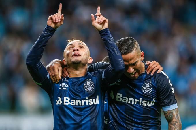 Grêmio Vitória Brasileirão