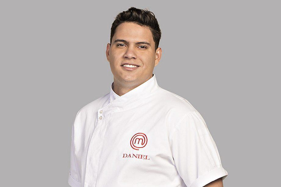 Daniel, participante do 'MasterChef Profissionais' 2018