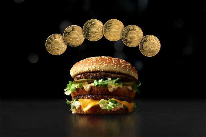 Big Mac e MacCoins
