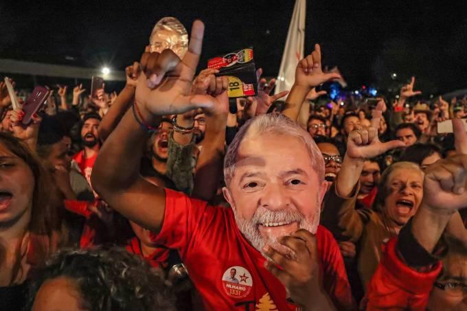 Eleitores petistas em Belo Horizonte
