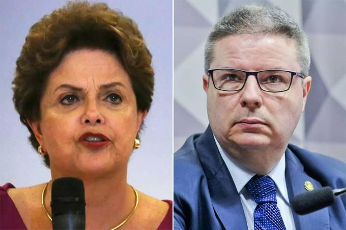 Dilma e Antonio Anastasia