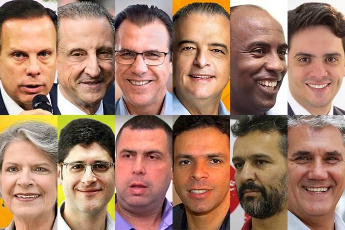Eleições 2018 – Os candidatos ao governo de São Paulo