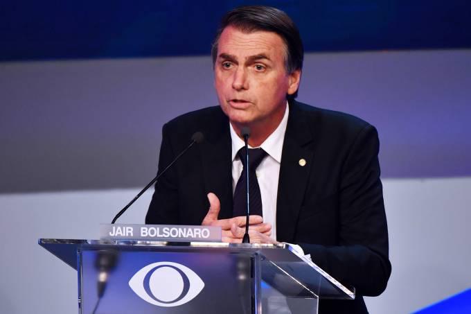 Debate na Band – Jair Bolsonaro