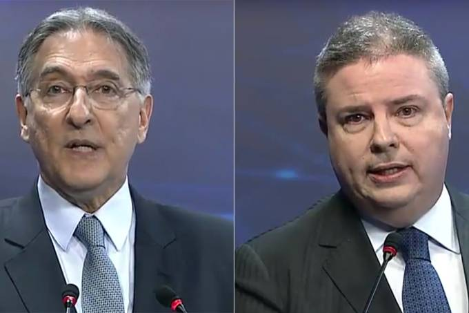 Debate Band – Minas Gerais – Fernando Pimentel e Antonio Anastasia