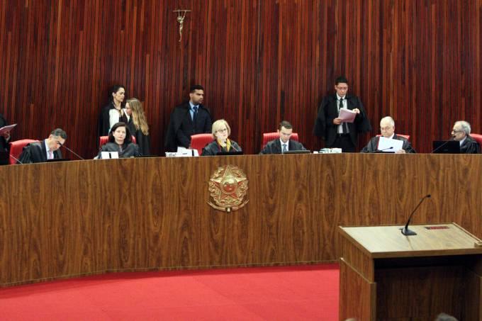 TSE julga registro de candidatura de Lula