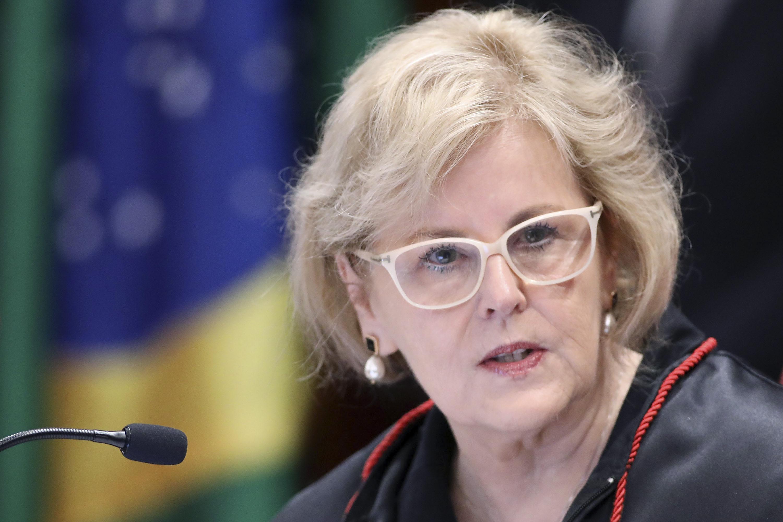 Discurso negacionista é desserviço para saúde pública', diz Rosa Weber   VEJA