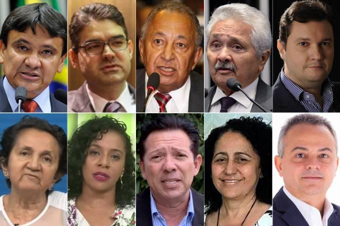 Candidatos ao Governo do Piauí