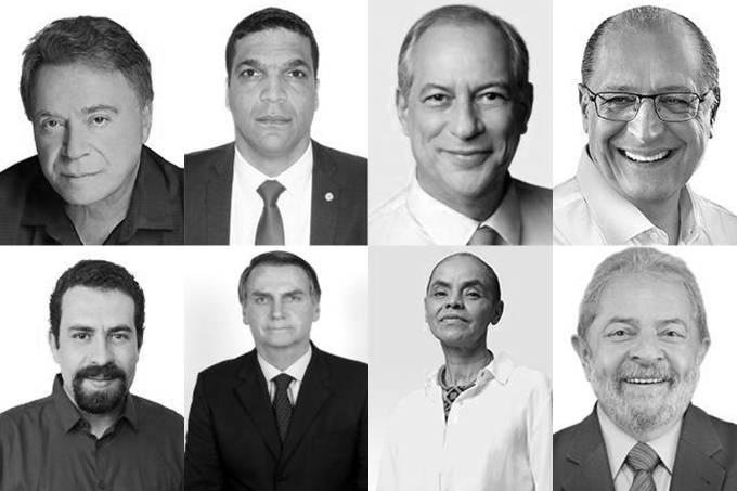 Candidatos à Presidência do Brasil