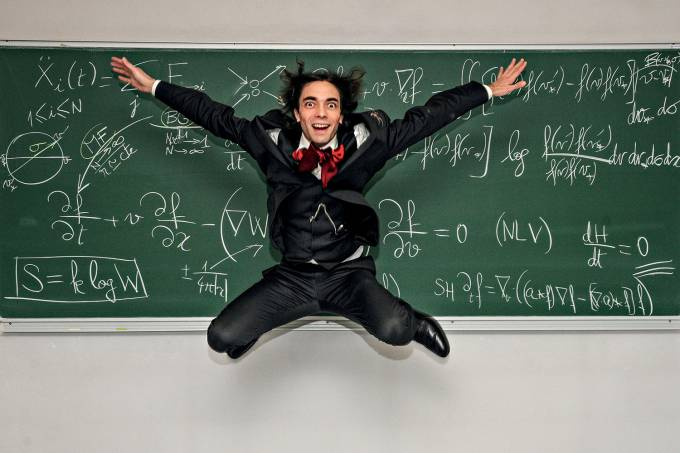 Louco por matemática